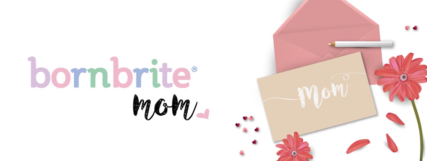 Bornbrite Mom Letters